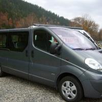 Opel Vivaro Bus Lang