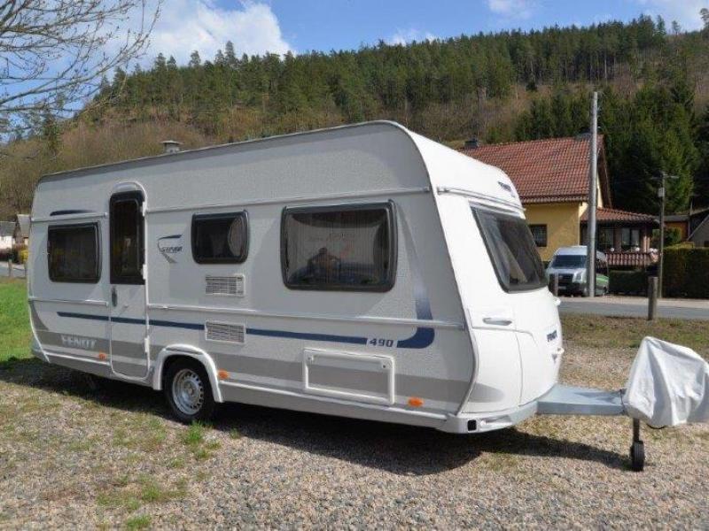 Wohnwagen Fendt 490